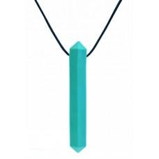 Přívěšek Brick Stick modrzelený
